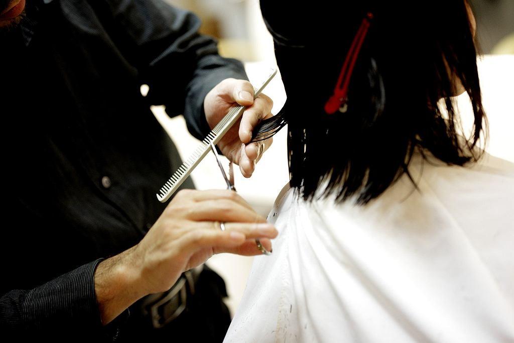 fryzjer (zdjęcie ilustracyjne)