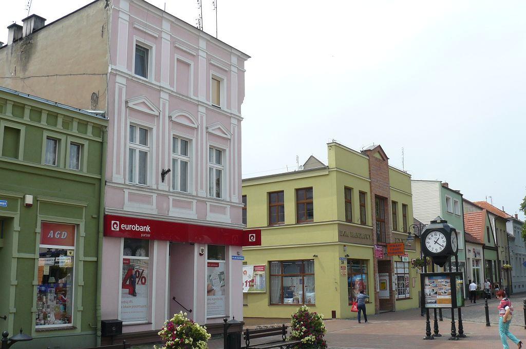 Centrum Tucholi