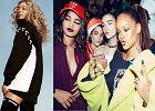 Sportowe ubrania z kolekcji Rihanny i Beyonce w trzech stylizacjach