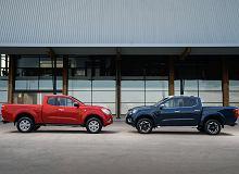 """Nissan Navara - nadjeżdża bestsellerowy """"wół roboczy"""" po faceliftingu"""