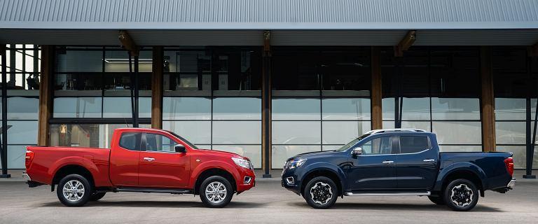 Nissan Navara - nadjeżdża bestsellerowy wół roboczy po faceliftingu