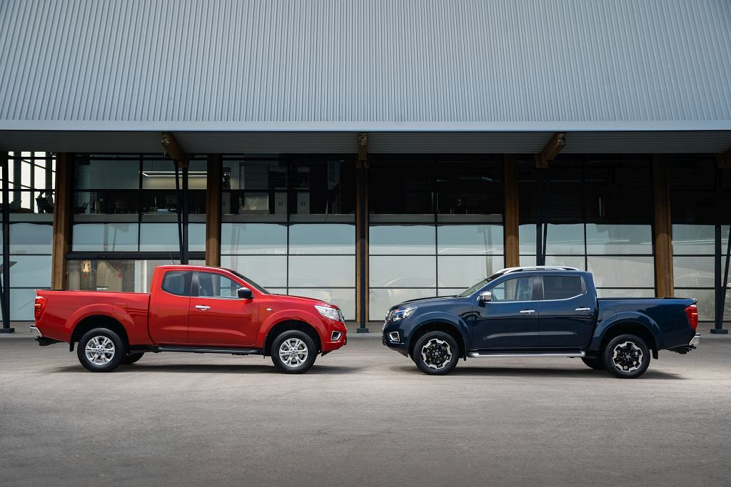 Nissan Navara 2019 King Cab, Double Cab