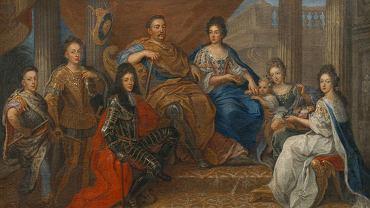 'Chorobą królów' Marysieńkę zaraził jej pierwszy mąż - Jan Zamoyski, który oprócz pokaźnego majątku wniósł do małżeństwa chorobę weneryczną