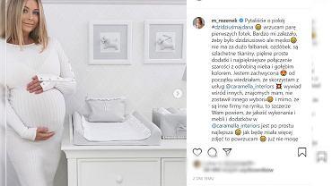 Małgorzata Rozenek pokazała pokój dla dziecka