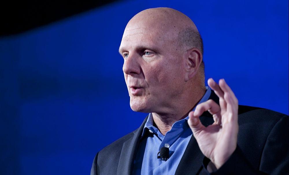 Steve Ballmer widzi przed Microsoftem świetlaną przyszłość