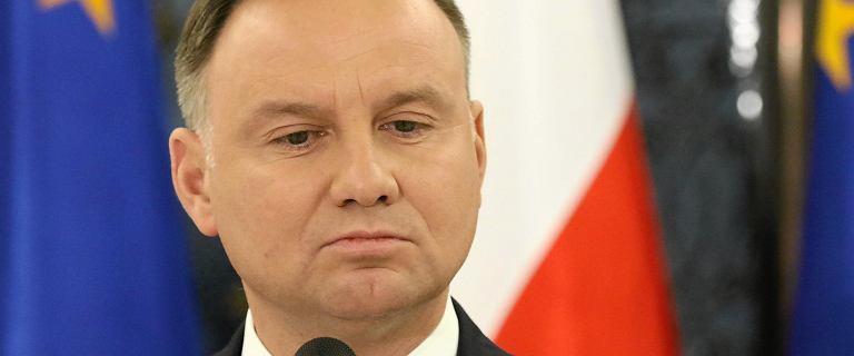 Sondaż SWPS: Andrzej Duda przegrywa w II turze z dwoma innymi kandydatami