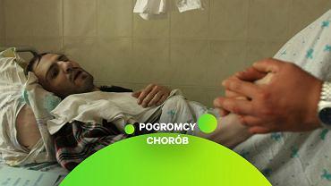18.06.2005 rok, Odessa, Szpital dla chorych na AIDS. Według oficjalnych danych co dziewiąty Ukrainiec zakażony jest wirusem HIV, według nieoficjalnych - co 4. mieszkaniec Odessy.