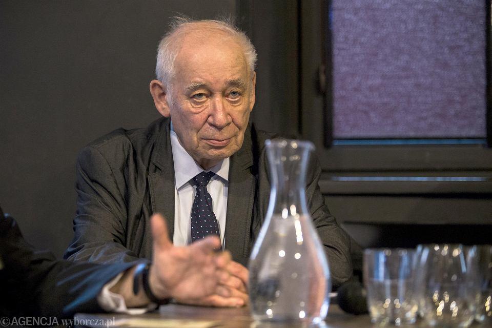 Prof. Jan Woleński