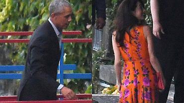 Barack Obama, Amal Clooney