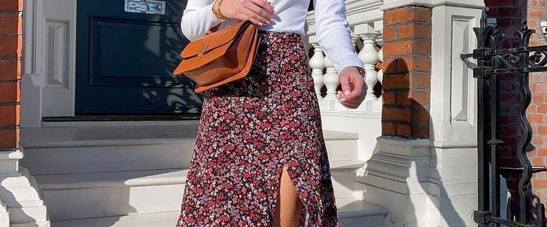 Te spódnice z rozcięciem to hit. Kobiece, seksowne i bardzo modne!
