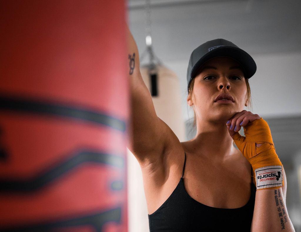kickboxing w domu
