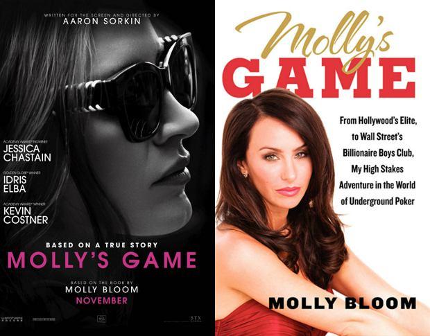 'Gra o wszystko' / 'Molly's Game'