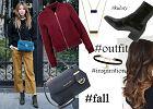 modne outfity blogerek