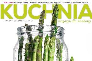 Majowy numer magazynu Kuchnia już w sprzedaży!