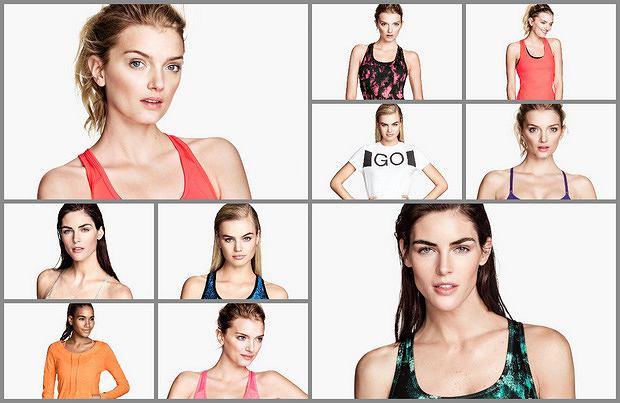 Odzież sportowa H&M - nowa kolekcja