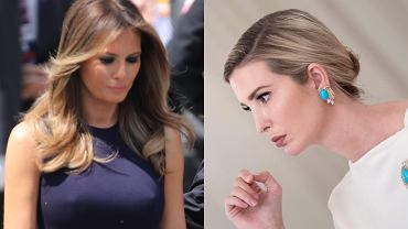 Melania Trump i Ivanka Trump