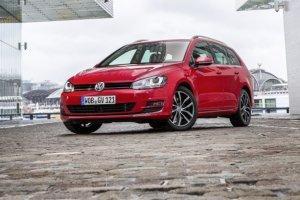 Volkswagen Golf Variant - test   Pierwsza jazda