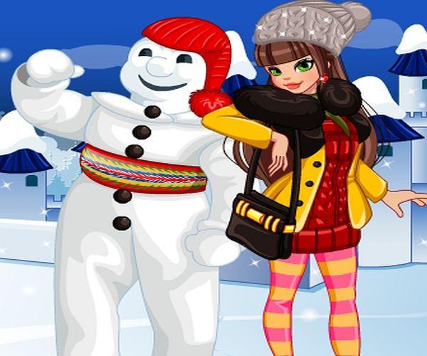 Ubieranka: Zimo trwaj!