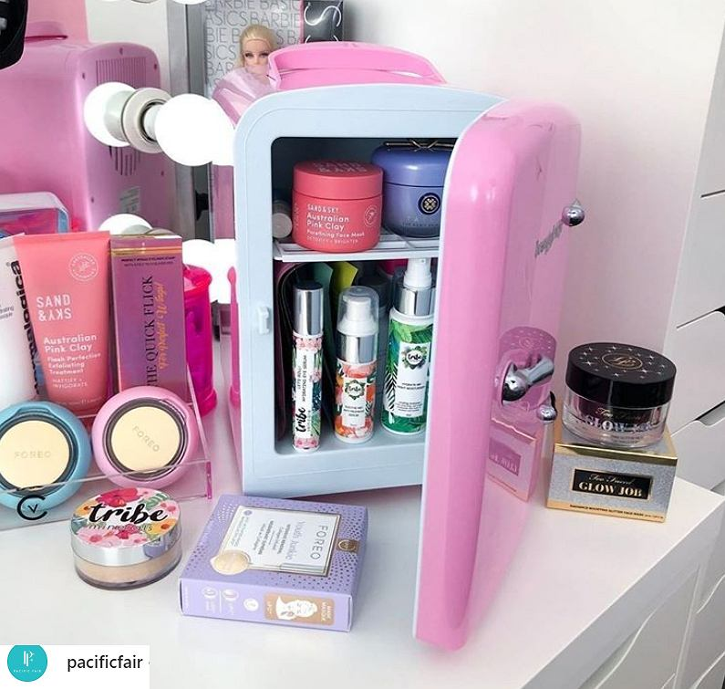 Jakie kosmetyki warto trzymać w lodówce?