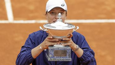Iga Świątek wygrywa turniej w Rzymie