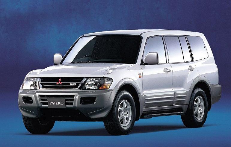 Mitsubishi Pajero Wagon (V60)