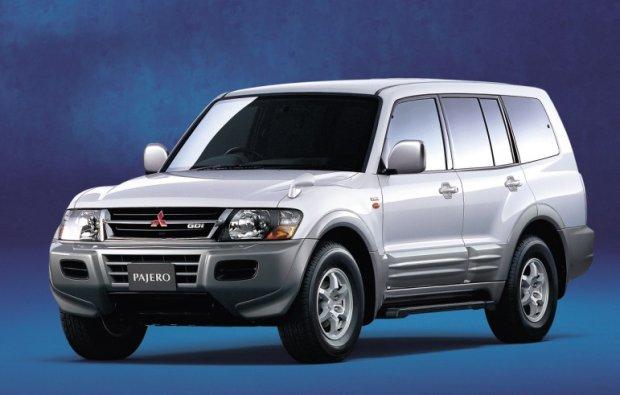 Mitsubishi Pajero (1999 - 2006) - opinie Moto.pl
