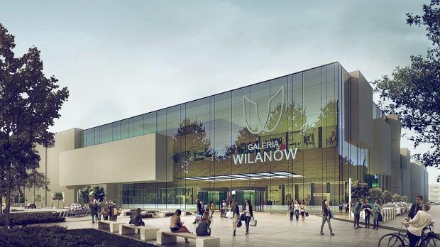 """Inwestycje w Warszawie. Ratusz na """"nie"""" dla Galerii Wilanów"""