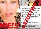 """Anna Mucha padła ofiarą oszustów tabletek na odchudzanie. """"Nie wierzcie w to!"""""""