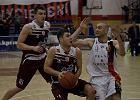 Koszykarze Spójni przegrali z Polfarmexem i w niedzielę zagrają o 3. miejsce