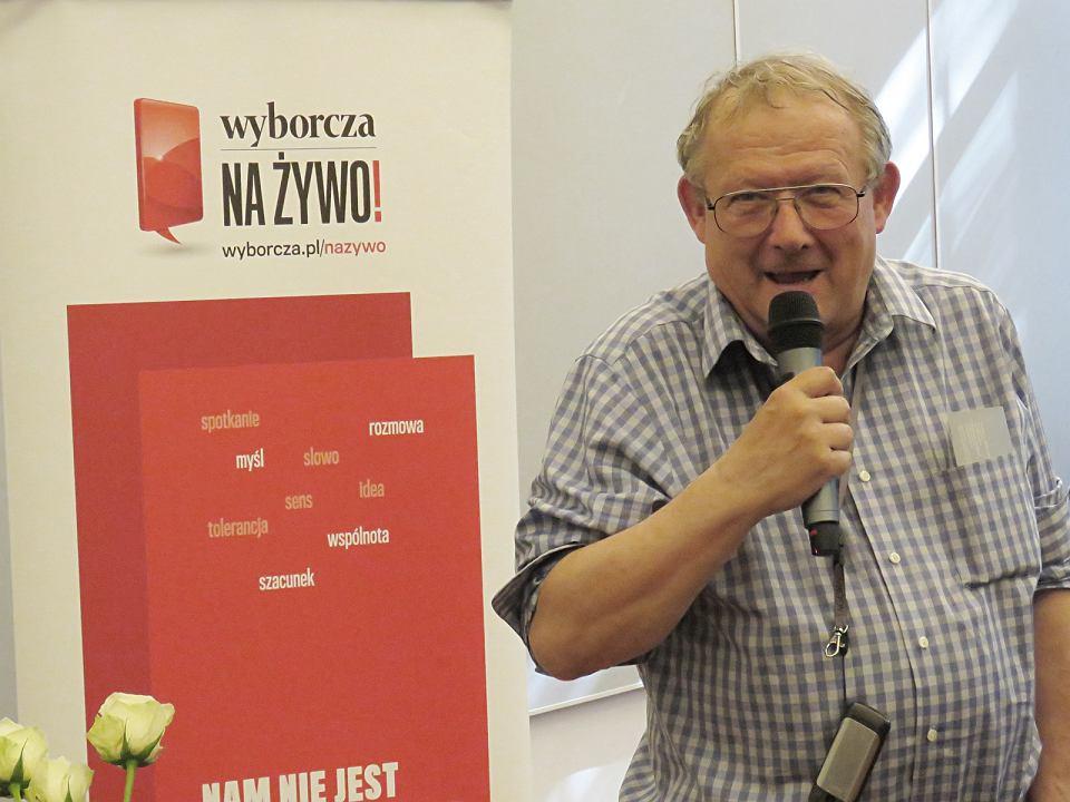 Adam Michnik w Gorzowie