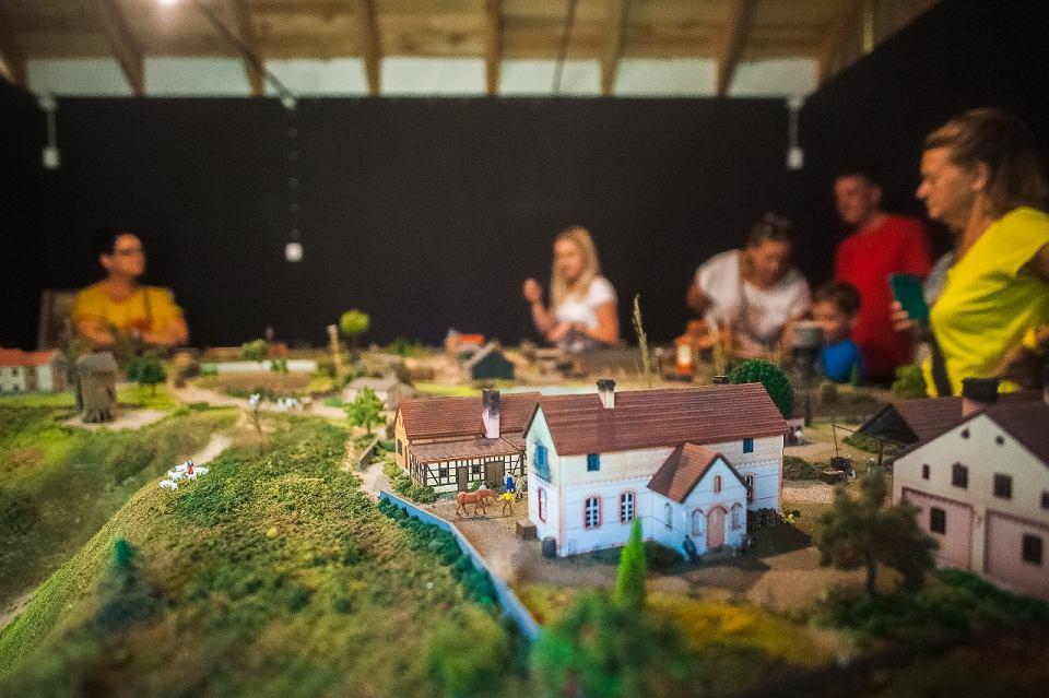 Górnicza wioska i jej atrakcje