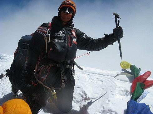 Adam Bielecki zdobył K2