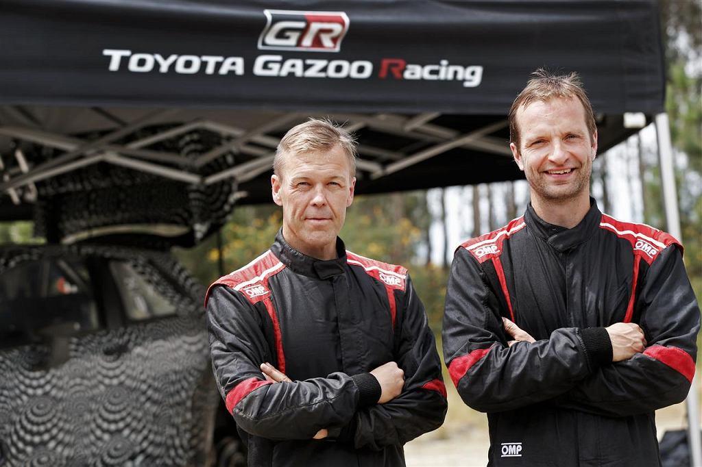 Juho Hanninen kierowcą Toyoty Yaris WRC
