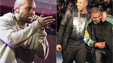 Kanye West, Jay Z