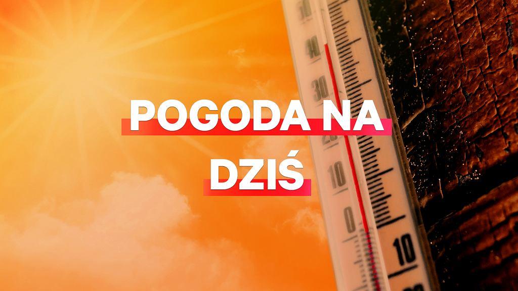Pogoda na dziś - poniedziałek, 14 czerwca. Początek tygodnia będzie ciepły i słoneczny