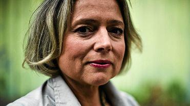 Wicemarszałek Sejmu Wanda Nowicka