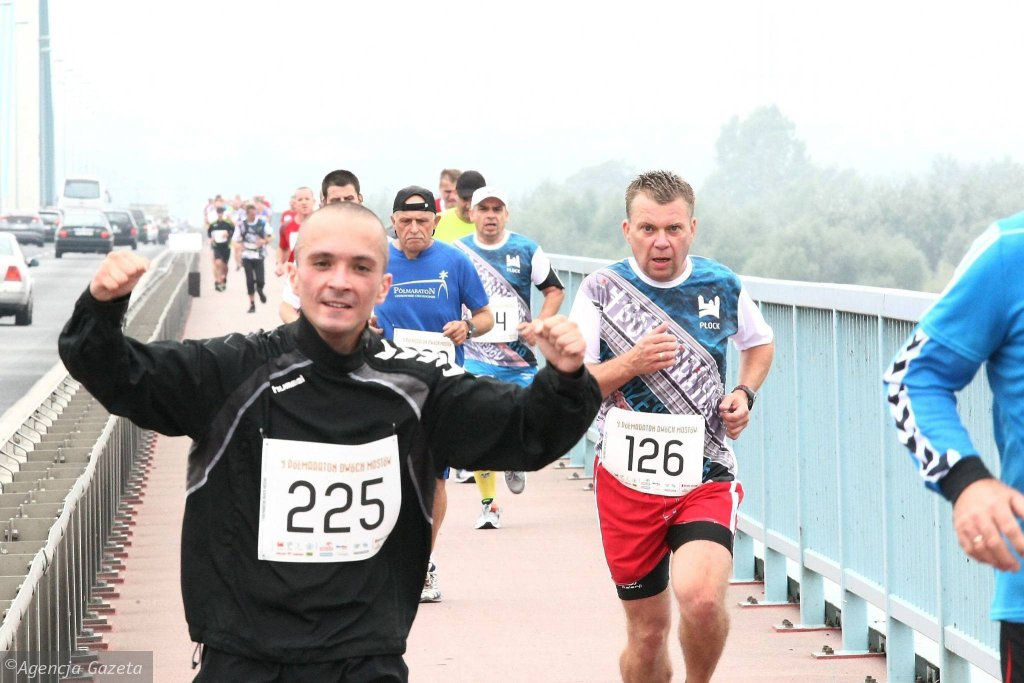 IV Półmaraton Dwóch Mostów
