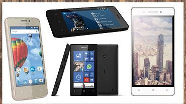 Smartfon za 200 złotych lub mniej? Tak, to możliwe