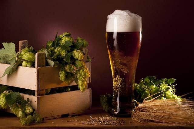 Źródłem krzemu jest m.in. jasne piwo