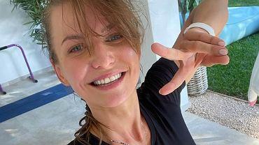 Anna Lewandowska odpowiada na pytania fanów