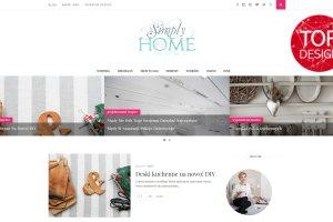 Blog Design 2015: simplyhomeabout.blogspot.com