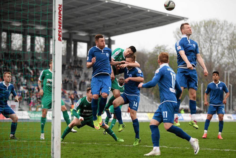 Piłkarze Nadwiślana Góra zostali wycofani z rozgrywek