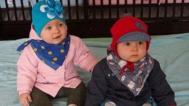 Zosia i Staś Misiak, chociaż trudno w to uwierzyć, wymagali skomplikowanego leczenia prenatalnego