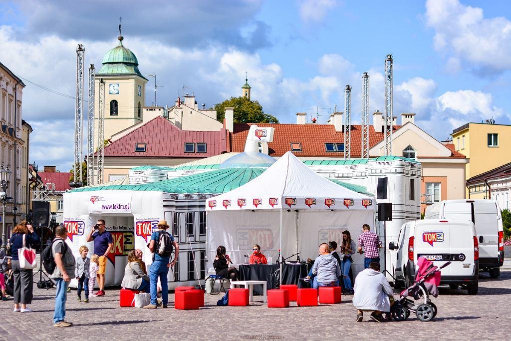Dmuchany Sejm w Rzeszowie