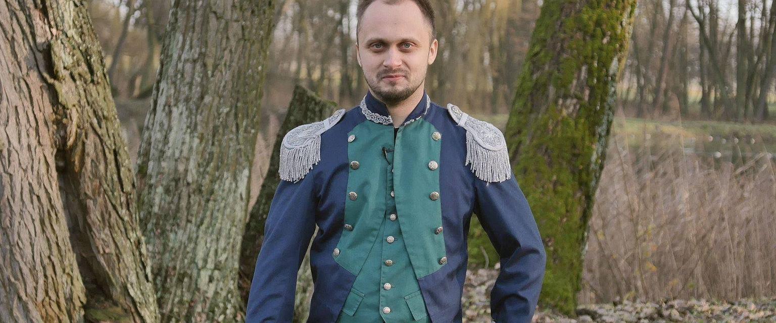Wojtek Drewniak (fot. Historia bez cenzury)
