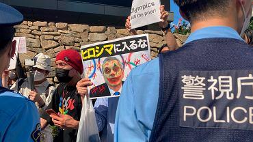 Skandal w Tokio! Są zatrzymania.