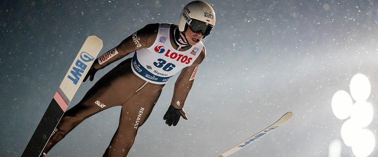 Skoki narciarskie. Słabe wyniki Polaków na treningu w Kuusamo
