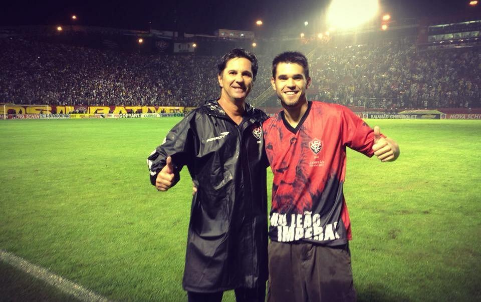 Caio Junior i Matheus Saroli