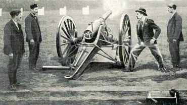 Konkurs strzału z armaty