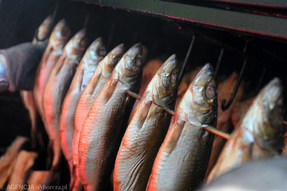 Umawiać się z dużą ilością ryb